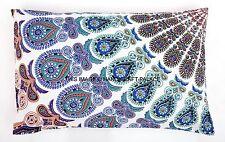 "Mandala Indian Cotton 28"" Cushion Cover Throw Home Decor Pillow Case Sham Boho"