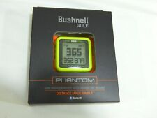 New Bushnell Golf Phantom - Green - GPS Rangefinder with magnetic mount