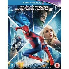 The Spider-man 2 Blu-ray 2014 Region Andrew Garfield