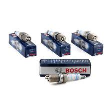 4x BOSCH Zündkerze Set Super Plus FR7DC+ 0242235666