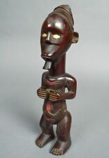 Powerful Fine BEMBE FIGURE Wood Sculpture Carving African Africa CONGO