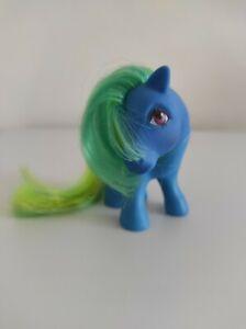 My little Mein kleines Pony G1 GERMAN EXCLUSIVE Nachtlicht Nightlight  RAR VHTF