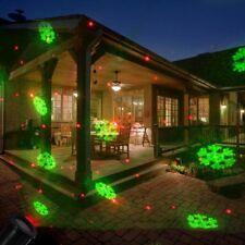 LED Laser Projektor Lampe Lichteffekt Strahler Außenbeleuchtung Garten KTV DISCO