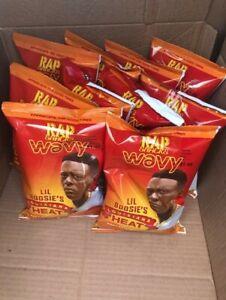 Rap Snacks LiL Bodsie's Louisiana Heat Chips 10 pak