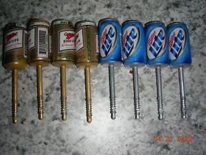 LOT 8 Lindy Miller  Beer Can Bobber, Floats 4 EACH .'