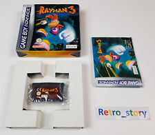 Nintendo Game Boy Advance GBA Rayman 3 PAL