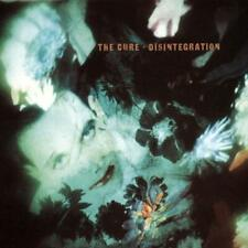 THE CURE DISINTEGRATION DELUXE 3-CD SET (Released February 28th 2020) Jewel Case