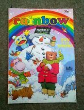 Comic: Rainbow #37