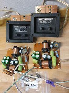 Onkyo SC660 3-Wege Frequenzweiche Paar, Follfunktionsfahig, Hochwertige Teile