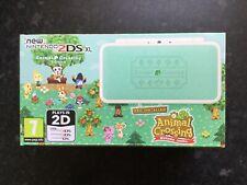 Nintendo 2DS XL Console Animal Crossing New Leaf Edition U.K. Version Brand-New