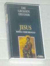 Die grossen Erlöser: Jesus Rebell oder Messias? VHS * Ingo HERMANN* J.P. BEHREND