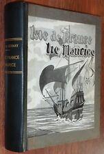 Pierre de Sornay ISLE DE FRANCE, ILE MAURICE 1950 Mauritius 600 ex. numéroté EO