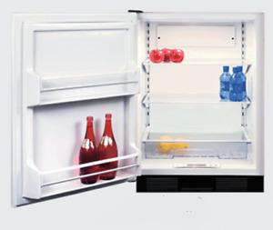 "Sub-Zero UC-24R-LH 24"" Inch Built-in Undercounter Panel Ready All Refrigerator"