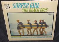Beach Boys Surfer Girl Sealed Vinyl Record Lp Album USA 1963 Capitol Orig Mono