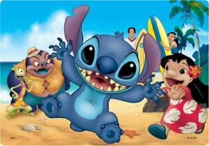 40 Piece Lilo And Stitch Friends Dc-40-009 [Double (Two-Layer) Series]