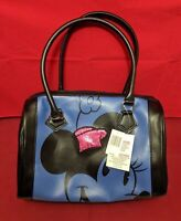 MINNIE MOUSE Handbag Satchel Bag Purse DISNEY PARKS EXCLUSIVE - NEW