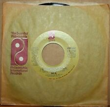 SILK I Can't Stop (Turning On) LOVE'S GONNA GET YOU Modern Soul 45 on TSOP 3730