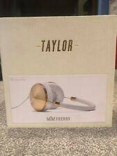 Frends Taylor Headphones - White/Gold