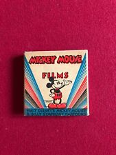 "1930's, Walt Disney, ""MICKEY MOUSE"" FILMS, (Scarce)"
