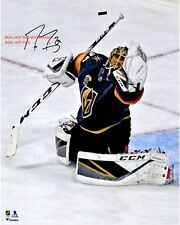 ** Marc-Andre Fleury ** Vegas Golden Knights HOT Autographed 8x10 Photo (RP)