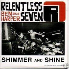 (817S) Ben Harper & Relentless Seven, Shimmer & - DJ CD