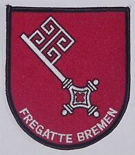 Marine Aufnäher Patch Fregatte Bremen F207...........A4422