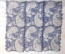 Paisley Indian Hand Block Print Fabric Dressmaking 100% Cotton Sewing 10Yard New
