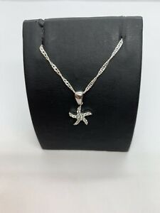 Stunning  925 sterling silver necklace