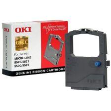 OKI 01126301 schwarz Farbband Microline-5520/5521/5590/5591 - Menge 3 Stück