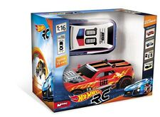 Hot Wheels Super Radio Control Car with Interchangable Body 1:16 Scale RC