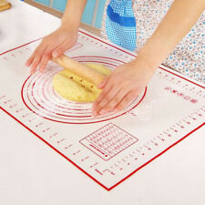 Liners Pads Sheet Kneading Dough Rolling Pad Non Stick Silicone Baking Mat US