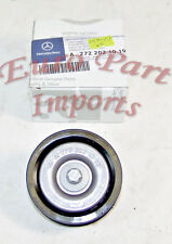 Mercedes-Benz DRIVE BELT Tensioner Idler Sheave Pulley OEM Quality 2722020000