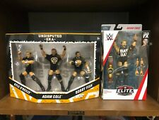 Undisputed Era WWE Elite 3 Pack Bobby Fish, Kyle O'Reilly, Adam Cole & Elite 71