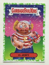 Garbage Pail Kids Topps Sticker 2016 American As Apple Pie In Jory 30b Green