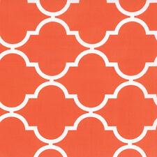 Quattro Grande Clementine Orange Geometric Fabric - Moda - Studio M-BTY-32986 26