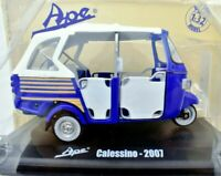 MODELLINO APE PIAGGIO COLLECTION SCALA 1:32 CALESSINO ITALERI CAR MODEL DIECAST