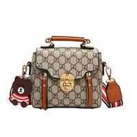 Women PU Leather Shoulder Bag Handbag Messenger Tote Purse Satchel Crossbody Bag