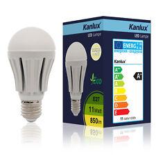 E27 11W LED Warmweiß Lampe Leuchtmittel Leuchte Birne Markenqualität Kanlux Garo