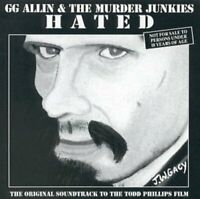 Hated - Gg & Murder Junkies Allin (CD New)