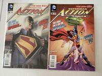 Action Comics #9 - Regular & Variant Cover - 1st Calvin Ellis - VF/NM