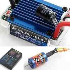 Hobbywing EZRUN Brushless Motor ESC Combo 25A 12T 7800kv 1/18 1/16 RC Car Buggy