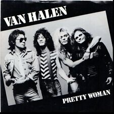 VAN HALEN PRETTY WOMAN/HAPPY TRAILS USED 45RPM VINYL W/PIC SLEEVE