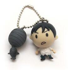 Ajin: Demi-Human Mascot Swing PVC Keychain Figure SD Kei Nagai & IBM @83494