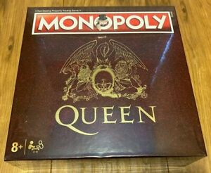 BRAND NEW & SEALED - Monopoly Queen Edition Board Game