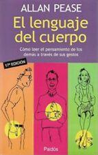 El lenguaje del Cuerpo -  Allan Pease - Spanish Paperback