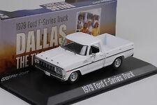 1979 Ford F-Series Camión Película TV Dallas 1:43 GREENLIGHT