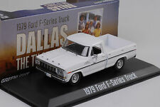 1979 Ford F-Series Truck Movie TV Dallas 1:43 Greenlight
