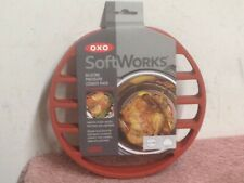 OXO Silicone Pressure Cooker Rake ~ Soft ~ Works Great In Slow Cookers