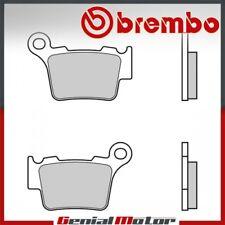Plaquettes Brembo Frein Arriere SX pour Sherco SE R 300 2014 > 2016