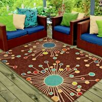 RUGS AREA RUGS 8x10 OUTDOOR RUGS INDOOR OUTDOOR CARPET KITCHEN LARGE PATIO RUGS